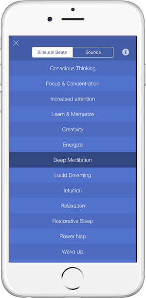 iphone binaural beats